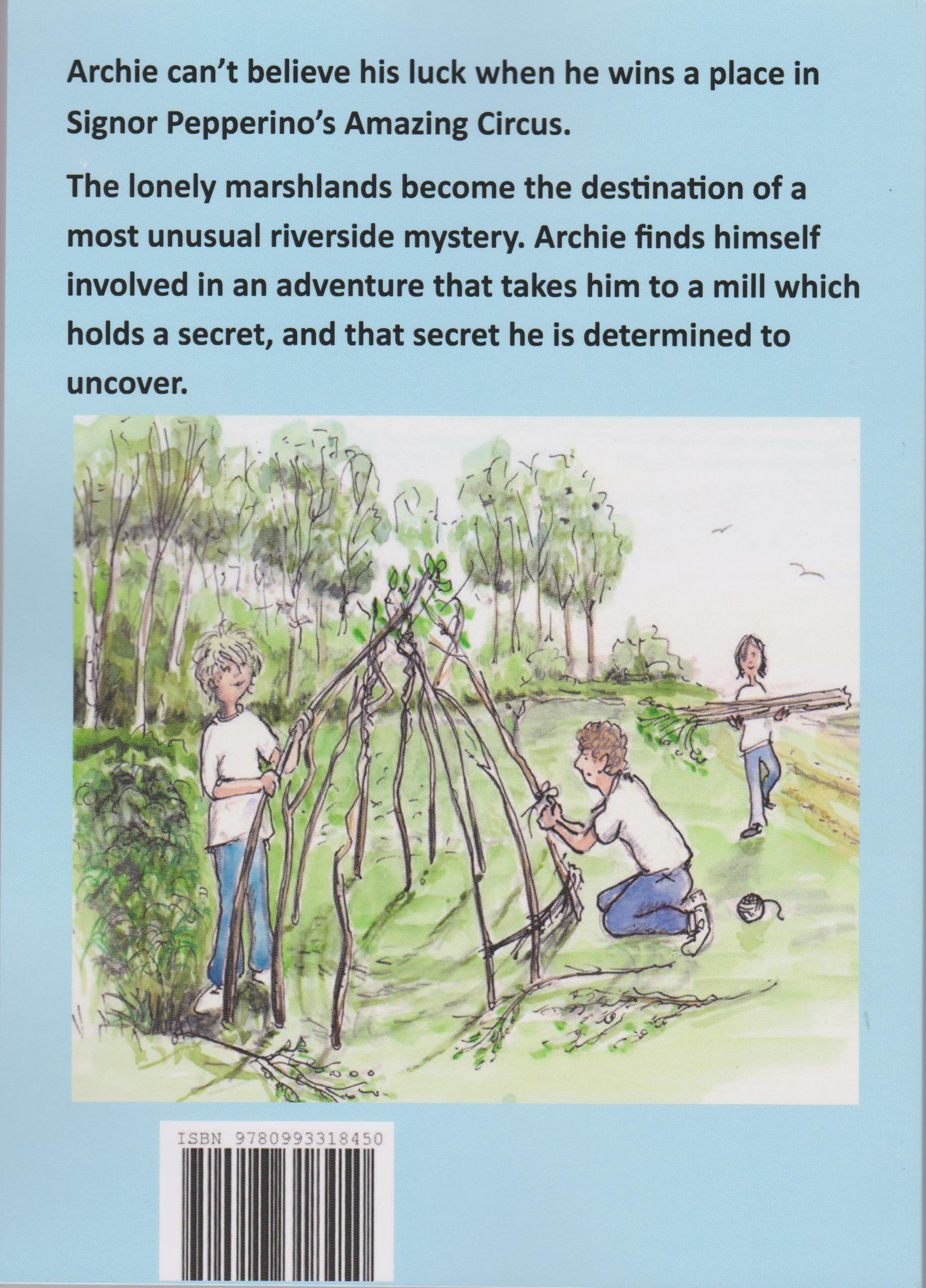 archie back cover