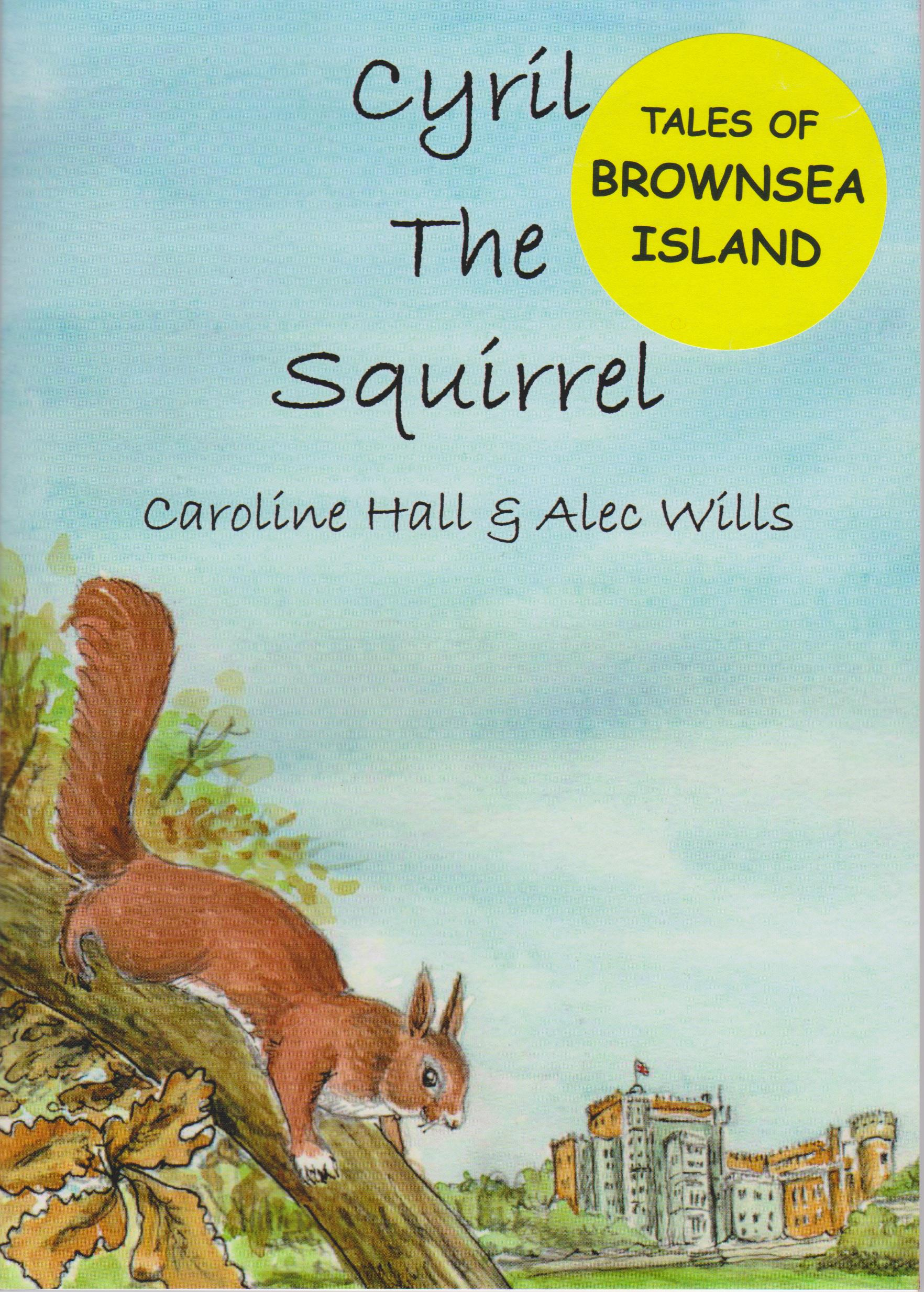 cyril the squirrel (cover)